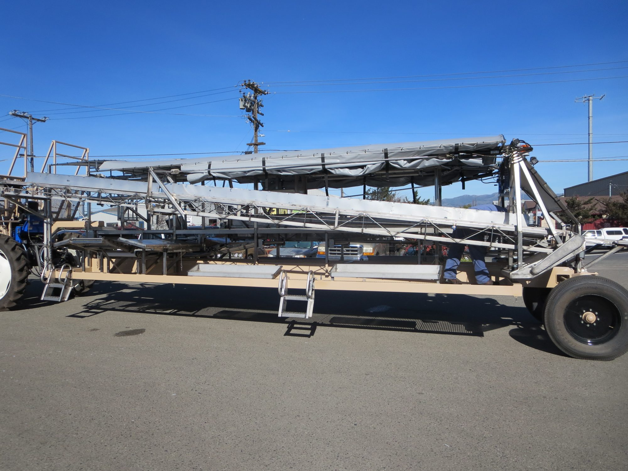 Valley Fabrication – Custom Harvesting Equipment for the